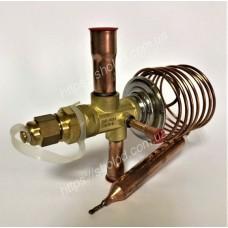 Вентиль терморегулирующий (ТРВ) FRF22W- 3-4-5 герметичный