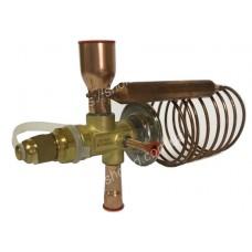 Вентиль терморегулирующий (ТРВ) FRF22W- 4-4-7 герметичный