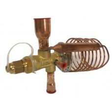 Вентиль терморегулирующий (ТРВ) FRF22W- 6-4-7 герметичный