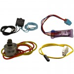Датчики температуры, термопредохранители, дефростеры