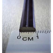 Магнит для уплотнительной резины 8mm*3mm. (упаковка 250м.)