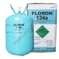 Фреон R-134a FLORON (India) 13,6кг