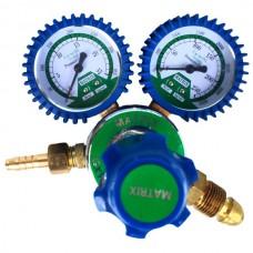 Регуляторы давления газа с манометром ISO-9001 Matrix