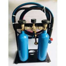 Сварочный пост (газосварка) СП-2,6 (2 шт по 1,3 л)