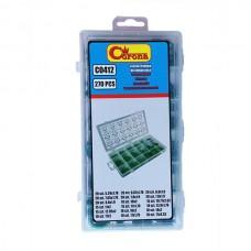 Комплект уплотнительных колец для систем кондиционирования набор (270 шт)
