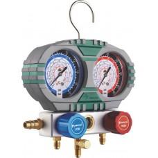 Коллектор заправочный 2-х вентильный HS-S60-102 Hongsen R-32, R-410a
