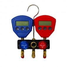 Коллектор заправочный 2-вентильный HS-5200 электронный