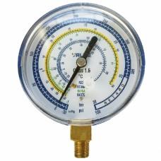 Манометр низкого давления BL-80 VALUE R-22, 134, 410, 407