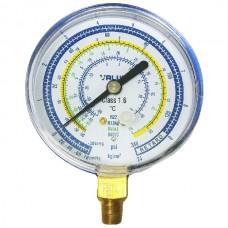 Манометр низкого давления CL-80 VALUE R-22, 134, 404, 407
