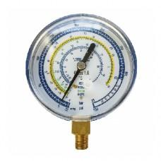 Манометр низкого давления EBL-68 VALUE R-404, 134, 410, 407