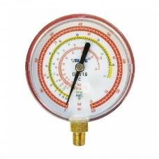 Манометр высокого давления EBH-68 VALUE R-404, 134, 410, 407