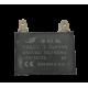 Конденсатор пусковой, рабочий СВВ61 1,5 мкФ, 450В., (±5%)