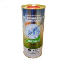 Масло фреоновое RL 68H Emkarate 1л