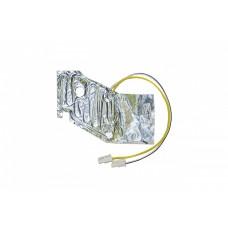 Тэн оттайки заслонки для холодильника Samsung DA47-00142D 10W (на фольге)