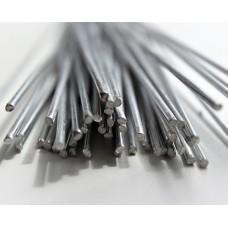 Припой алюминиевый (без флюса) L=1м (1 пруток)