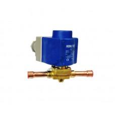 Вентиль соленоидный EVR3-3 3/8 ODF