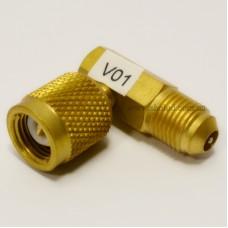 Адаптер-переходник V-01 под 90° 5/16 - 5/16 Value
