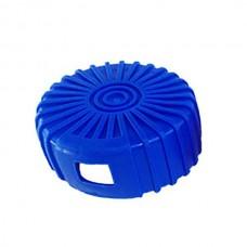 Защитный силиконовый кожух WK-68LG для манометров низкого давления 68мм (ребристый)
