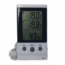 Термометр-гигрометр DT-3