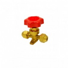 Вентиль с ручным приводом KM-3/4 SAE
