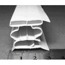 Профиль уплотнительный (NR) для бытовых холодильников (под шуруп)