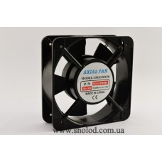 Вентилятор RQA15050HBL (FP-108EX-S1-S) 150х150