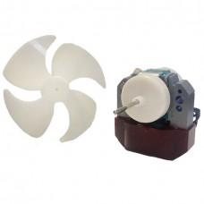 Вентилятор для холодильника Стинол LT-2261-14MM, без крыльчатки (не огигинал)