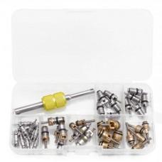 Набор CH-236 (6 видов золотников + ключ для выкрутки)